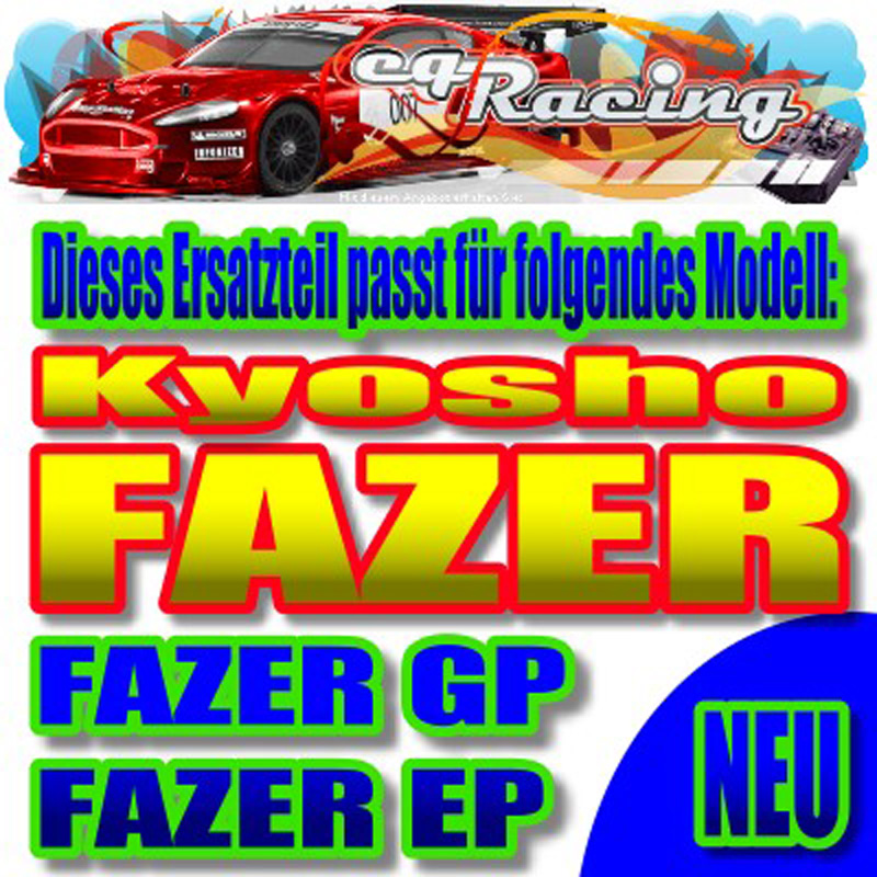 Aston-Martin-Gulf-Karosserie-Kyosho-Fazer-GP-FIX-und-Fertig-UVP-63-90-KF