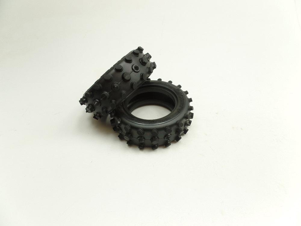 Take Off pneus extra étroit 21 mm HS-a Super Narrow 1:10 Onroad 2 Pièce Take Off