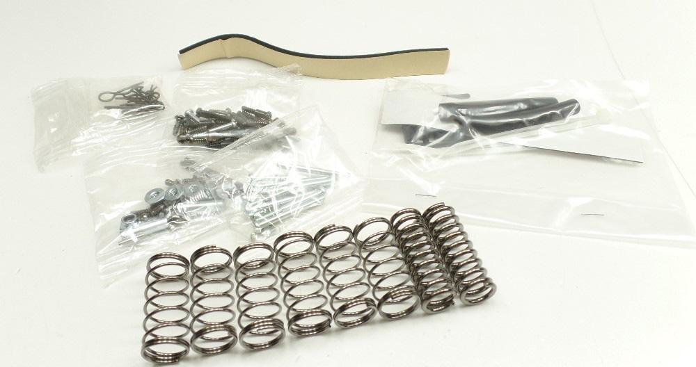 Tamiya 1:18 G6-01 Chassis Konghead 6x6 19403359 Metal Parts Bag A TKH®